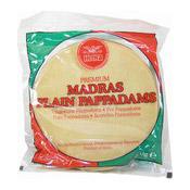 Madras Plain Pappadams (Poppadoms) (印度薄餅)