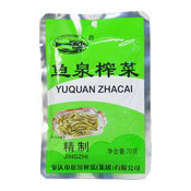 Preserved Vegetable (Delicious Zhacai) (魚泉美味榨菜)