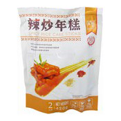 Korean Style Spicy Rice Cake Sticks (韓式辣炒年糕)