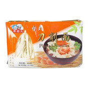 Planed Noodles (Knife Cut) (麥老大刀削面)