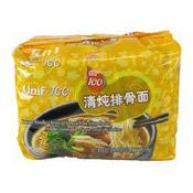 Instant Noodles Multipack (Stewed Pork Chop) (統一清燉排骨麵)