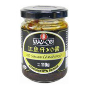 XO Sauce (Anchovy) (惠康江魚仔XO醬)