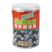 Sweet Grass Jelly (Crunchy) (爽爽甜涼粉)