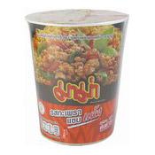 Instant Cup Noodles (Spicy Basil Stir Fried Flavour) (媽媽泰式辣炒杯麵)
