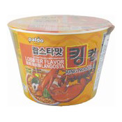 Instant Bowl Noodles (Lobster King Cup Noodles) (龍蝦麵)