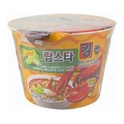 Instant Bowl Noodles (Lime Lobster King Cup Noodles) (青檸龍蝦麵)