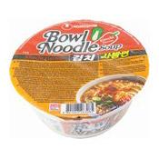 Instant Bowl Noodles (Kimchi Flavour) (農心泡菜碗麵)