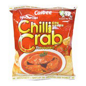 Potato Chips (Singapore Chilli Crab Crisps) Limited Edition (卡樂B辣椒炒蟹薯片)