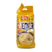 Instant Noodles King Thin (No Seasoning) (壽桃生麵皇 (幼麵))