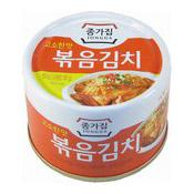 Fried Kimchi (Can) (罐裝泡菜)