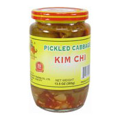 Pickled Cabbage Kim Chi (牧童牌泡菜)