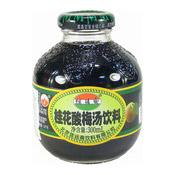 Osmanthus & Ume Plum Drink (桂花酸梅湯)