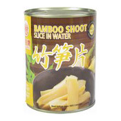 Bamboo Shoots Slices In Water (雙囍竹筍片)