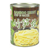 Bamboo Shoots Strips In Water (雙囍竹筍絲)