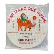 Rice Paper (Banh Trang Que Huong) (越南米紙)