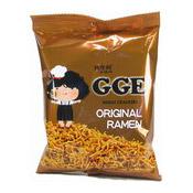 Noodle Wheat Crackers Snack (Original Ramen) (小妹妹麥穗餅乾)
