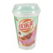 U-Loveit Instant Milk Tea Drink (Strawberry Flavour) (優樂美珍珠奶茶 (草莓))