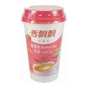 Milk Tea Drink Mix (Strawberry) (香飄飄奶茶 (草莓))
