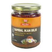 Sambal Ikan Bilis (Chilli Paste With Anchovies) (和合江魚仔辣椒醬)