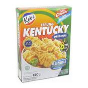 Seasoned Flour For Crispy Fried Chicken (Tepung Kentucky Original) (炸雞粉)