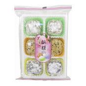 Mochi Rice Cakes (Mixed Taro, Matcha & Sesame) (日式麻薯 (綜合))