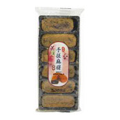 Mochi Rice Cakes (Brown Sugar) (日式麻薯 (黑糖))