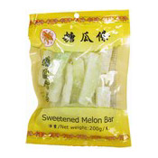 Sweetened Melon Bar (Winter Melon) (金百合糖冬瓜條)