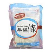 Rice Cake Sticks (張力生年糕條)