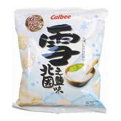 Prawn Crisps (Okhotsk Sea Salt Flavour) (卡樂B海鹽蝦片)