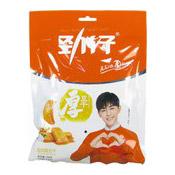 Salty Baked Thick Dried Tofu (Beancurd Dougan) (勁仔厚豆乾 (鹽焗))