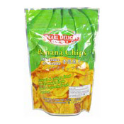 Banana Chips (香蕉脆片)