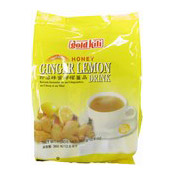 Instant Honey Ginger Lemon Drink (20 Sachets) (即沖即飲薑檸茶)