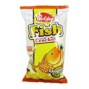 Golden Fish Crackers (Original) (魚酥餅)