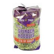 Spinach Noodles (菠菜麵)