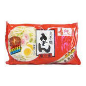 Instant Japanese Style Udon Noodles Multipack (壽桃新鮮烏冬)