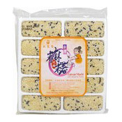 Taiwan Mochi With Sesame Paste (萬里香芝麻糯米池)