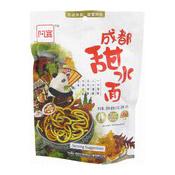 Chengdu Sweet Instant Noodles (阿寬成都甜水麵)