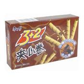 3+2 Cookie Rolls (Chocolate) (康師傅巧克力餅乾)