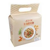 Mom's Dry Noodles Multipack (Spicy Oil Dan Dan Noodles) (老媽拌麵 (紅油擔擔))