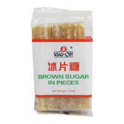 Brown Sugar In Pieces (惠康冰片糖)