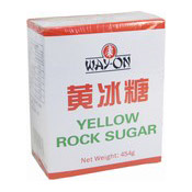 Yellow Rock Sugar (惠康黃冰糖)