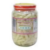 Pickled Lotus Rootlet (Ngo Sen Chua Ngot) (甜酸蓮藕莖)