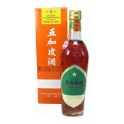 Wu Chia Pi Chiew (Acanthopanax Wine) (54%) (金星五加皮酒)