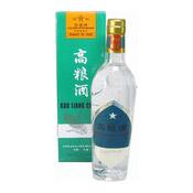 Kao Liang Chiew (Sorghum Wine) (62%) (金星高粱酒)
