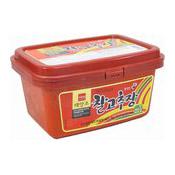 Korean Hot Pepper Paste Gochujang (韓國辣椒醬)