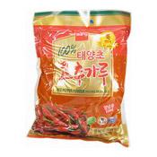 Red Pepper Powder (Fine Gochugaru) (韓國辣椒粉)