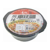 Instant Trolley Noodles Bowl (Hot & Sour Flavour) (壽桃酸辣湯車仔碗麵)
