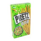 Pretz Biscuit Sticks (Salad Flavour) (凱撒沙律百力滋)