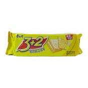 3+2 Cream Saltine Crackers (Butter) (蘇打夾心餅 (牛奶))