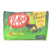 KitKat Mini (Matcha) (抹茶朱古力)